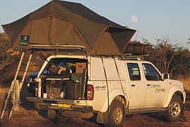 Camping Car Hire, Wohnmobile & 4x4 Camping in Windhoek