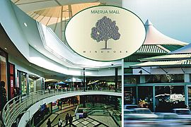 Maerua Mall Shopping Centre, Shopping in Windhoek Zentral, Namibia