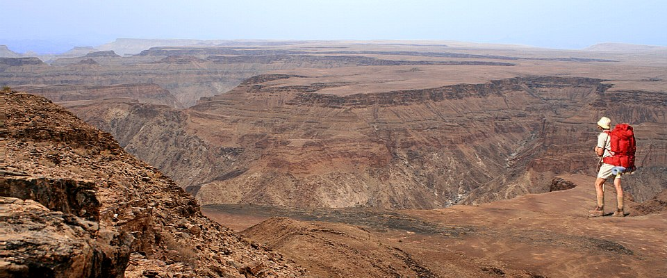 Unvergessliches Wandern in Namibias Fish River Canyon