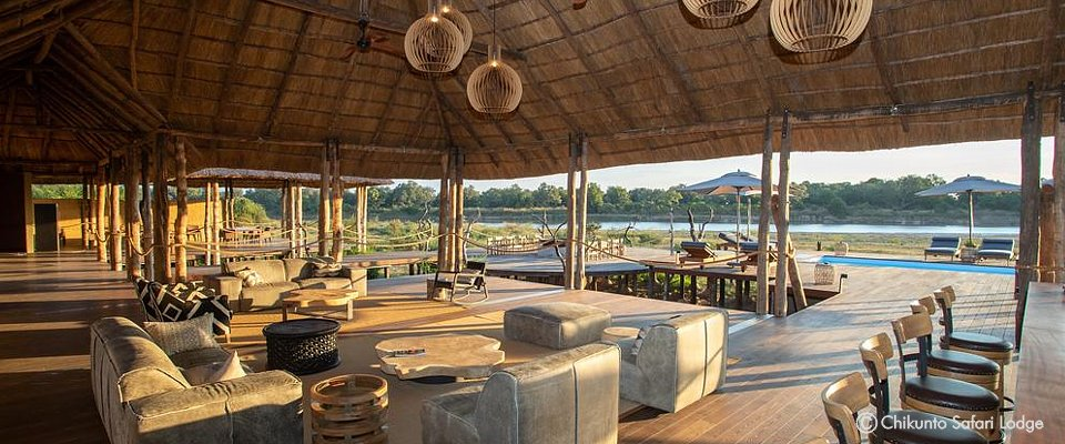 Chikunto Safari Lodge im Süd Luangwa Nationalpark