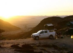 African Tracks 4x4 Car Hire, Camping in Windhoek