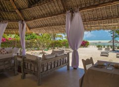 Lounge im Alawi Boutique Hotel und Restaurant in Watamu
