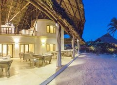 Alawi Boutique Hotel und Strandrestaurant in Watamu