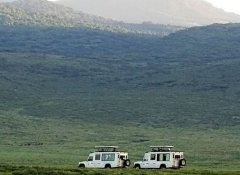 Overlanding in Tansania mit Anywhere in Africa Safaris
