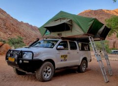 Asco Car Hire, Wohnmobile & 4x4 Camping in Windhoek