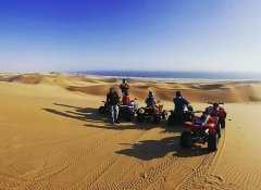 Dare Devil Adventures-Quadfahren in Swakopmund