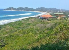 Dream Beach Lodge, Unterkunft in Ponta do Ouro, Mosambik