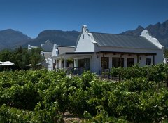 Dunstone Country House und Weingut in Wellington