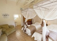 En-suite Zimmer bei Fawlty Towers Lodge in Livingstone