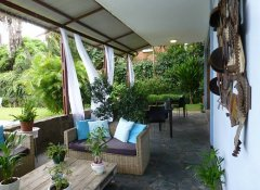 Figtree Guest House, Unterkunft in Maputo