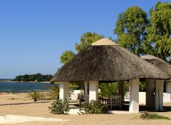 Fish Eagle Bay Lodge, Unterkunft in Nkhotakota, Malawi
