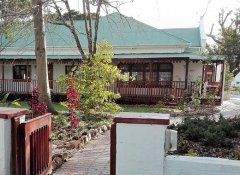 Barrierefreies Green Olive Guesthouse in Robertson