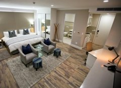 Suite bei Hillside Executive Accommodation, Windhoek