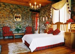 Doppelzimmer in Lord's Guest Lodge in McGregor