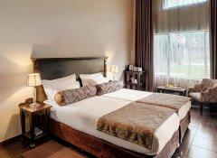 Doppelzimmer bei Midgard Country Estate in Okahandja