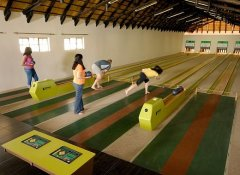Bowling bei Midgard Country Estate in Okahandja