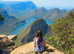 Am Blyde River Canyon mit Nomjey Tours & Adventures