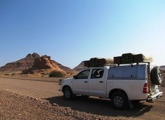 Odyssey Car & 4x4 Hire, Wohnmobile & Camping in Windhoek