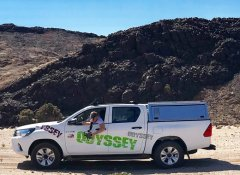 Odyssey Car Hire, Mietwagen in Windhoek