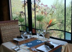 Olive Garden Country Lodge, Unterkunft in Robertson