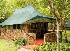 Ferienhaus in der Redcliff Zambezi Lodge in Luangwa
