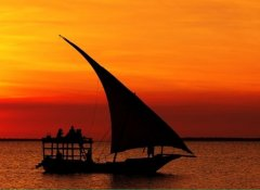 Dhow-Segeln in Sansibar mit Safari By Z in Tansania