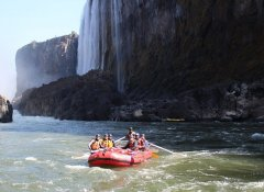 Shockwave Adventures, Aktivitäten in Victoria Falls
