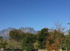 Somerset Villa Guesthouse, Unterkunft in Somerset West