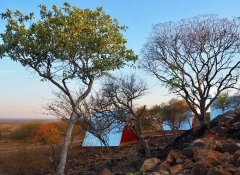 Tana Safaris Bush Camp Unterkunft in Otjiwarongo