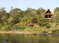 Tongole Wilderness Lodge, Nkhotakota