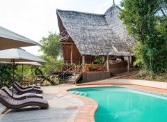 Pool, Entspannung, , Tongole Wilderness Lodge, Nkhotakota
