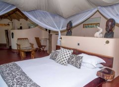Doppelzimmer, Tongole Wilderness Lodge, Nkhotakota