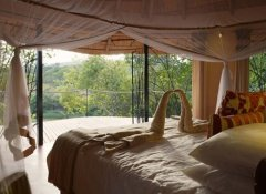 Ausblick Zimmer, Tongole Wilderness Lodge, Nkhotakota