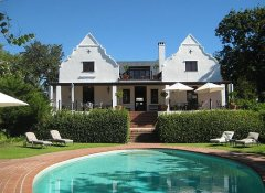Vredenburg Manor House, Unterkunft in Somerset West