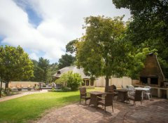 Winelands Villa, Unterkunft in Somerset West, Weinland