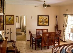Ferienhaus in Francistown bei Woodlands Stop Over & Lodge
