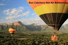 Sun Catchers Hot Air Ballooning in Hoedspruit